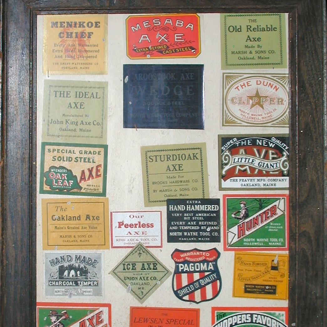 Paper Ax Labels
