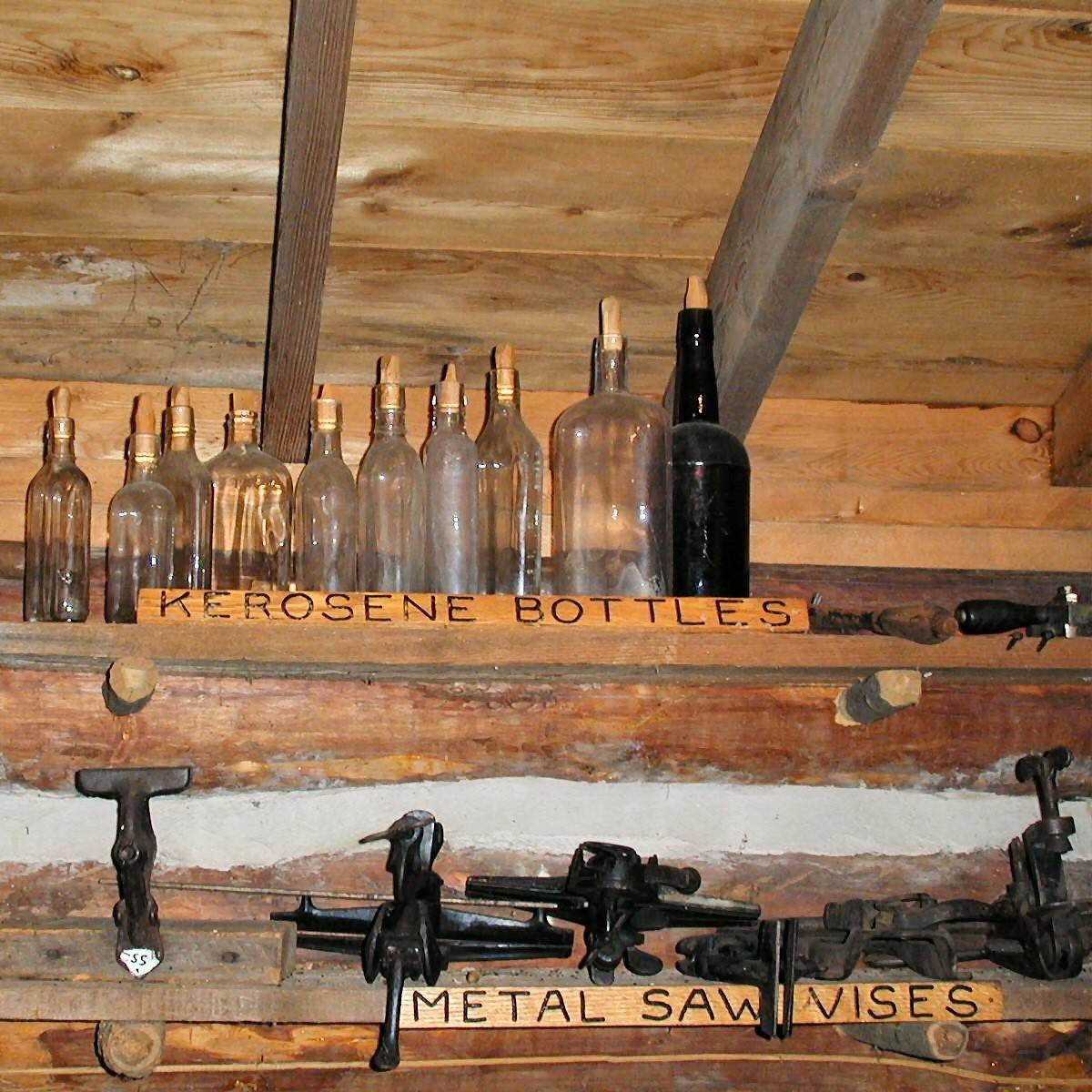 Kerosene Bottles