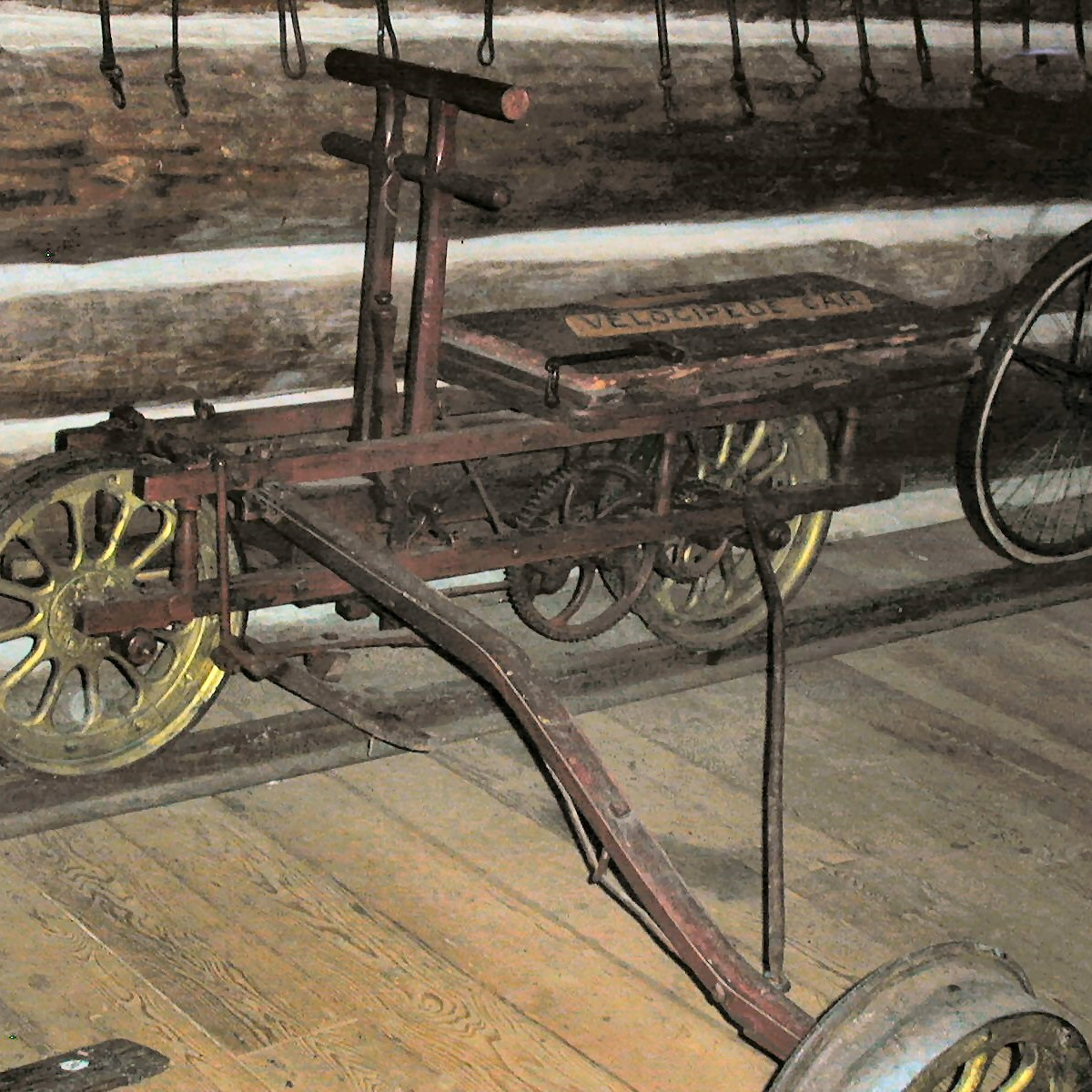 Velocipede Hand Car